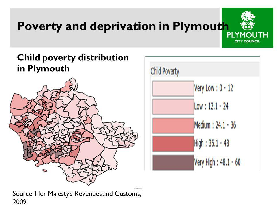 Poverty and deprivation in Plymouth