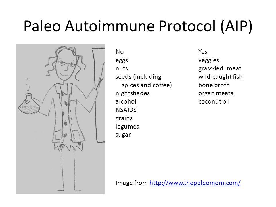 Paleo Autoimmune Protocol (AIP)