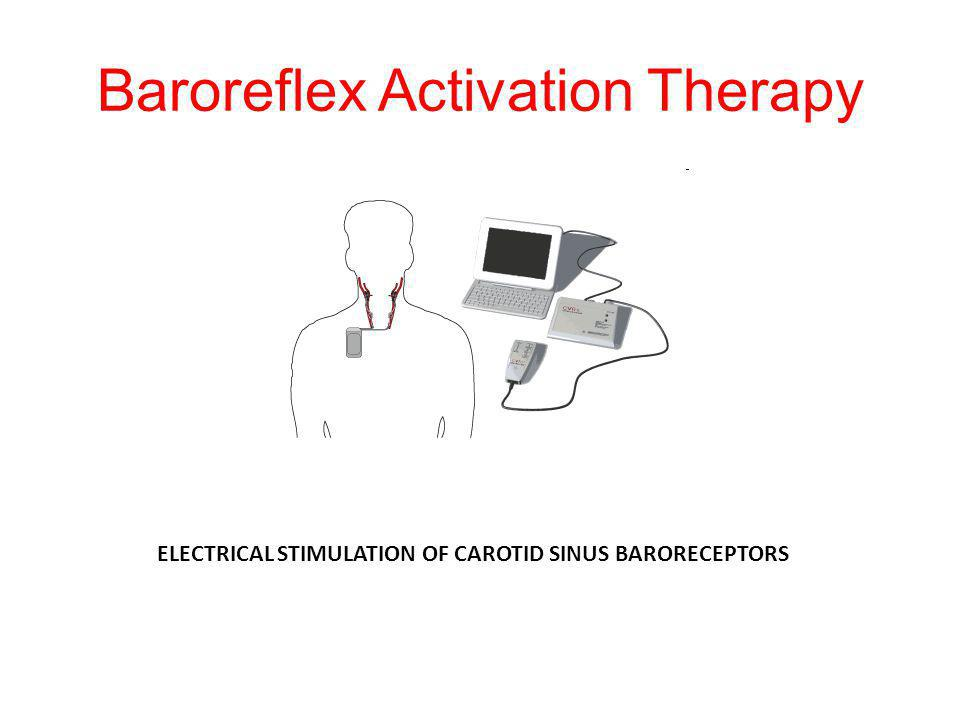 Baroreflex Activation Therapy