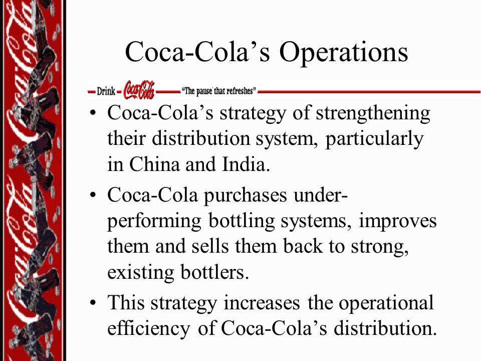 Coca-Cola's Operations
