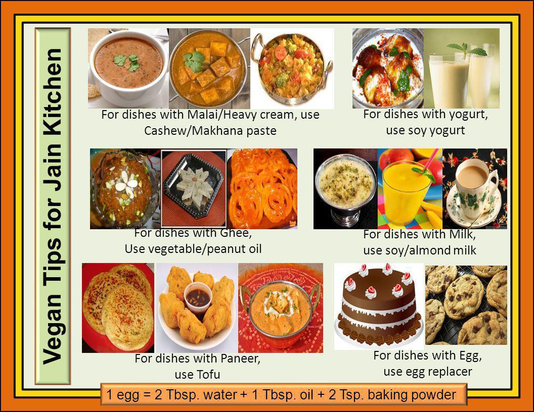 Vegan Tips for Jain Kitchen