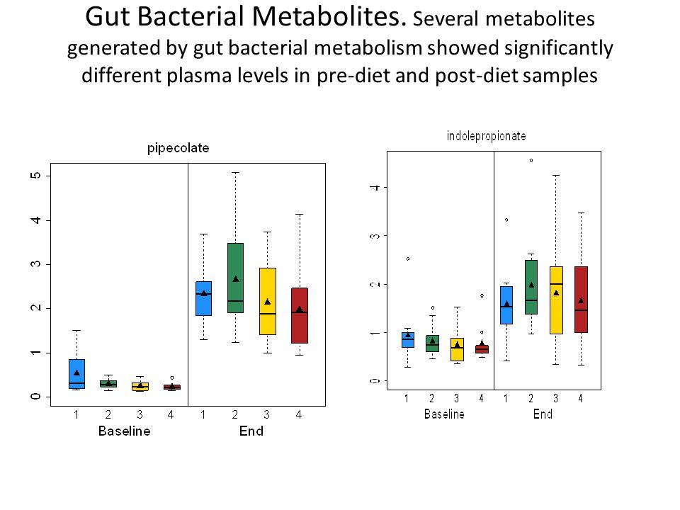 Gut Bacterial Metabolites