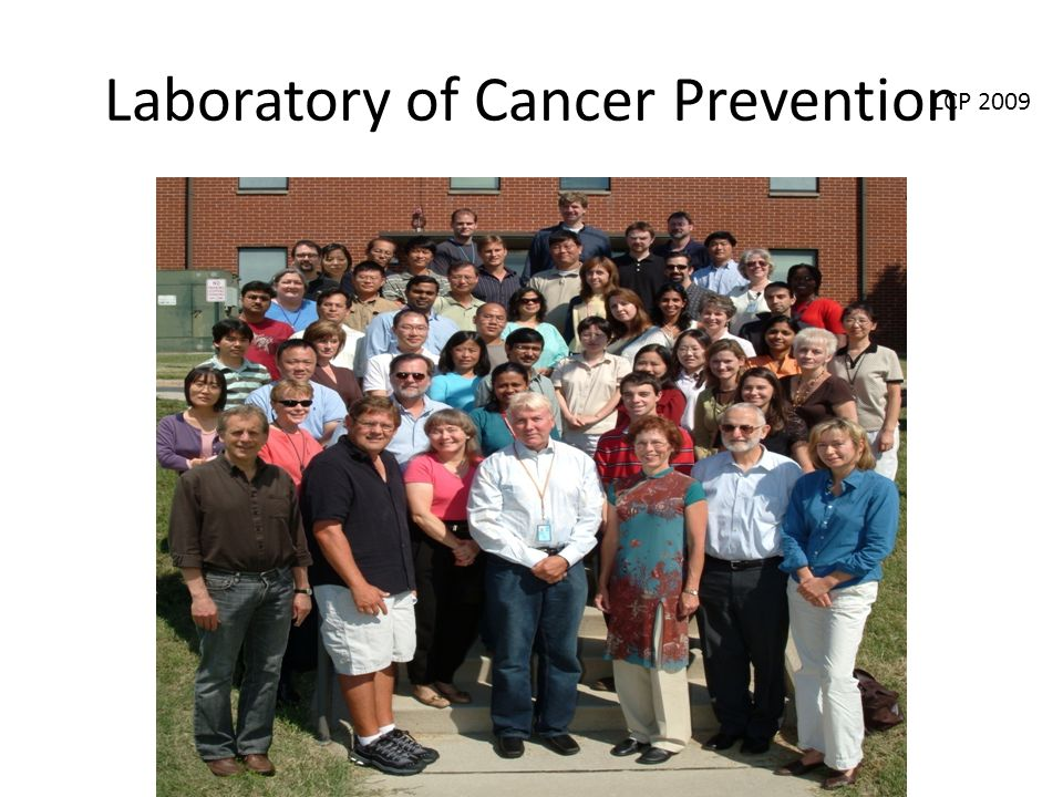 Laboratory of Cancer Prevention