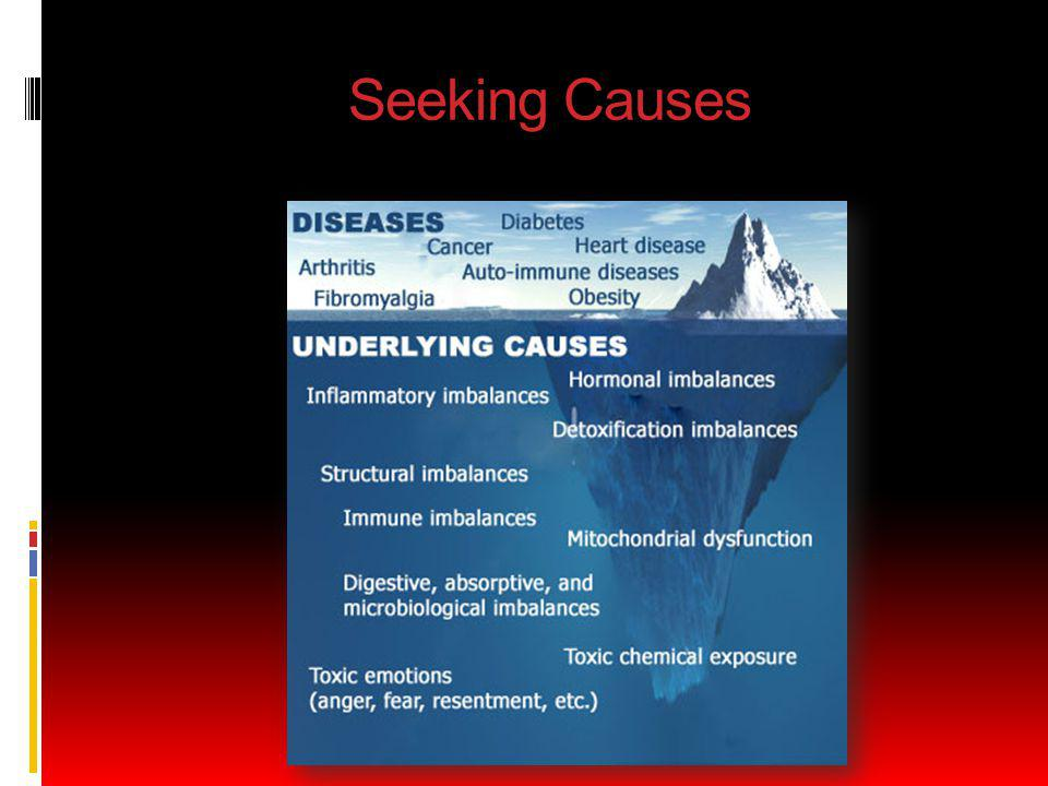 Seeking Causes