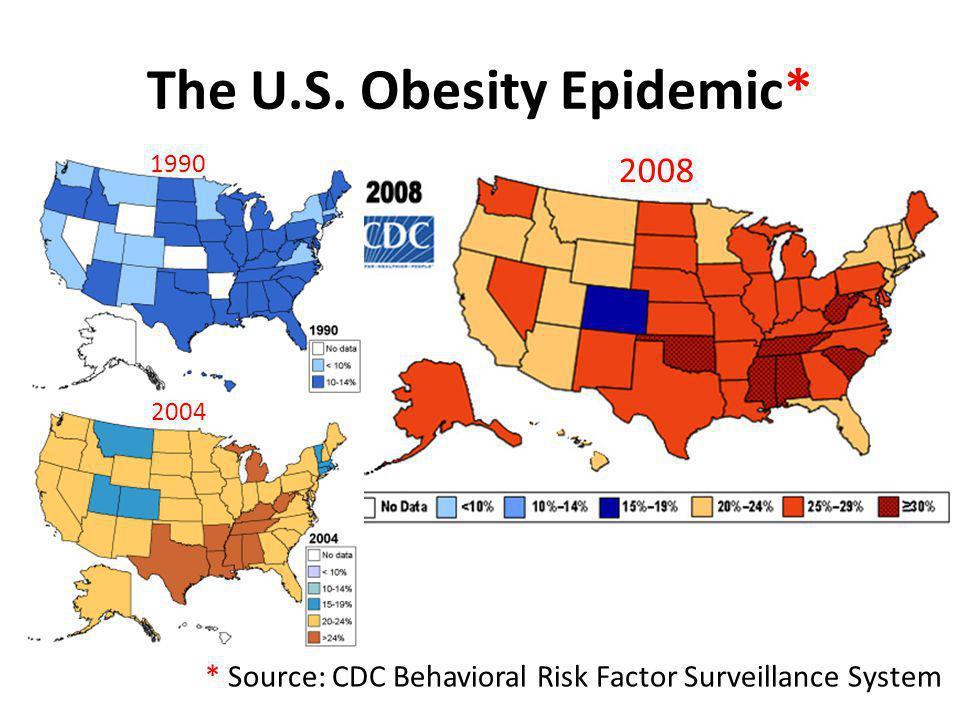 The U.S. Obesity Epidemic*