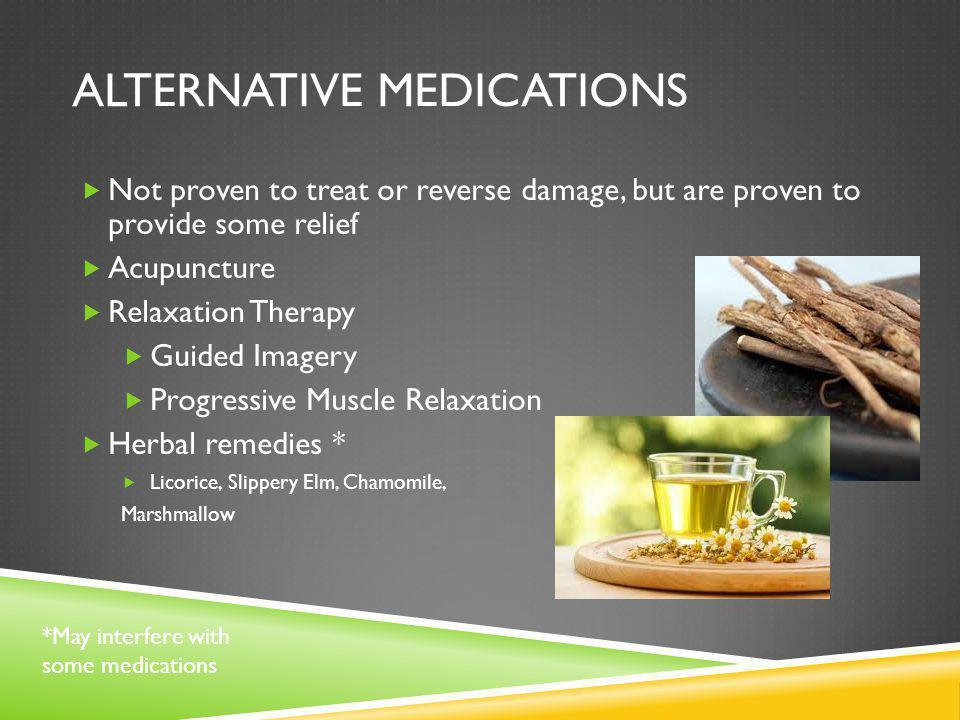 Alternative Medications