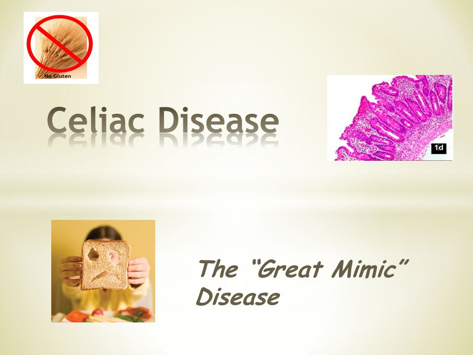 The Great Mimic Disease