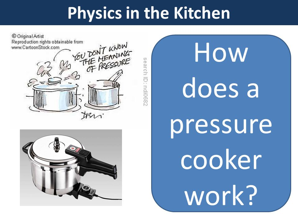How does a pressure cooker work