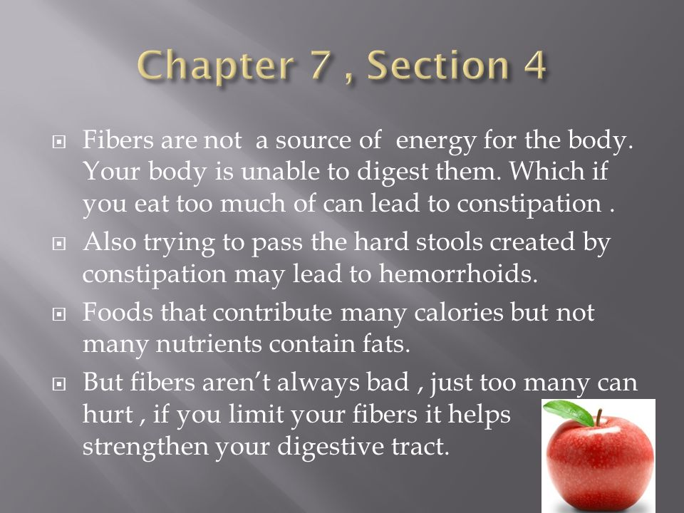 Chapter 7 , Section 4