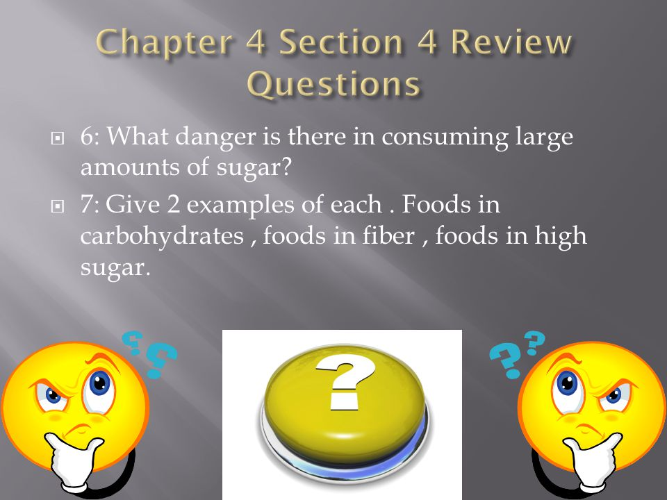 Chapter 4 Section 4 Review Questions