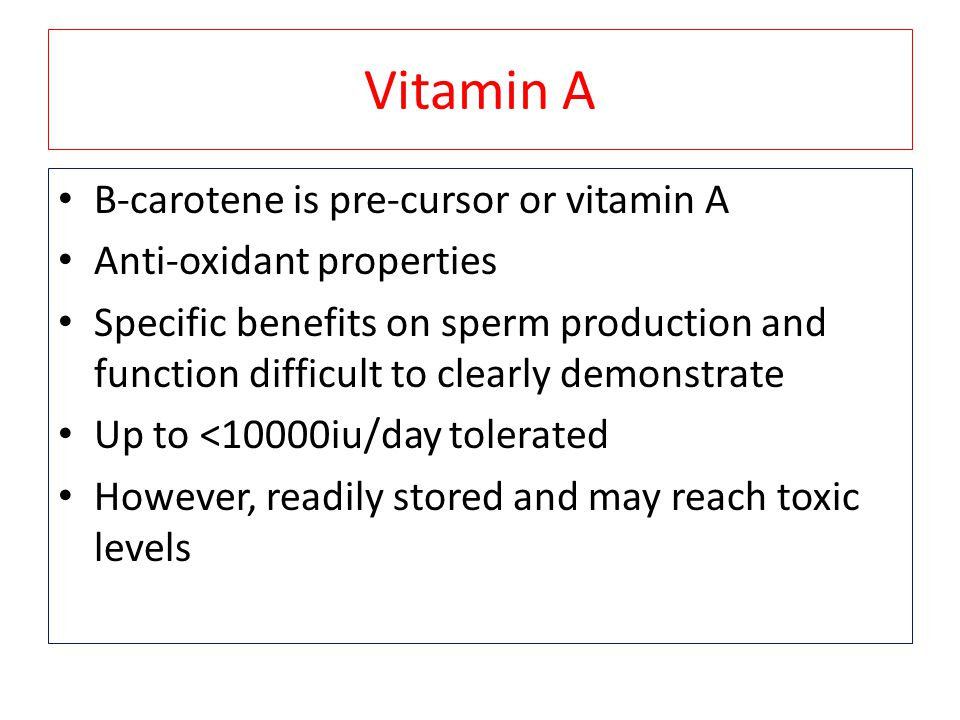 Vitamin A B-carotene is pre-cursor or vitamin A