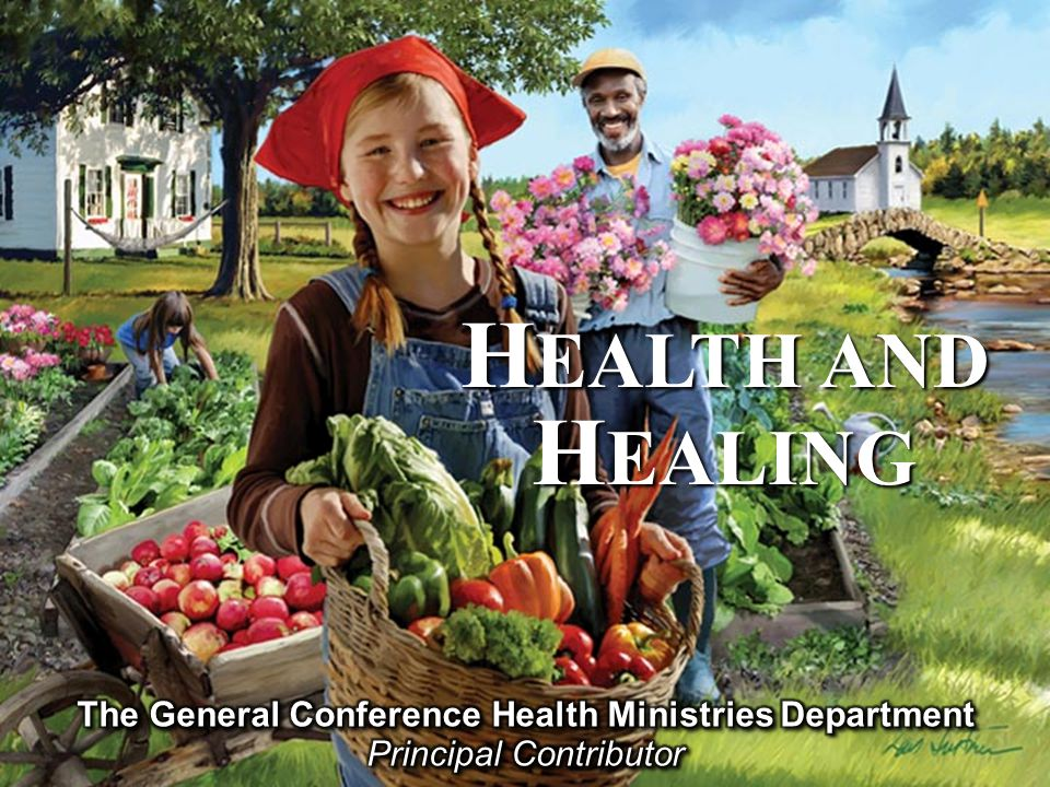 The General Conference Health Ministries Department