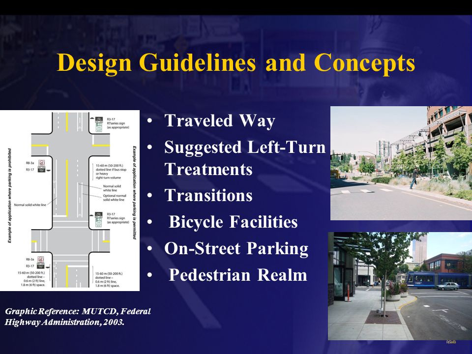Design Guidelines and Concepts