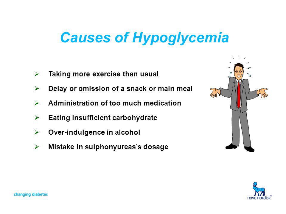 alcohol recovery hypoglycemia