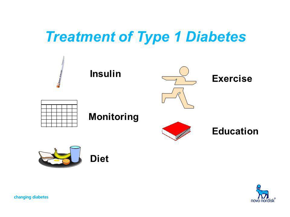 Treatment of Type 1 Diabetes