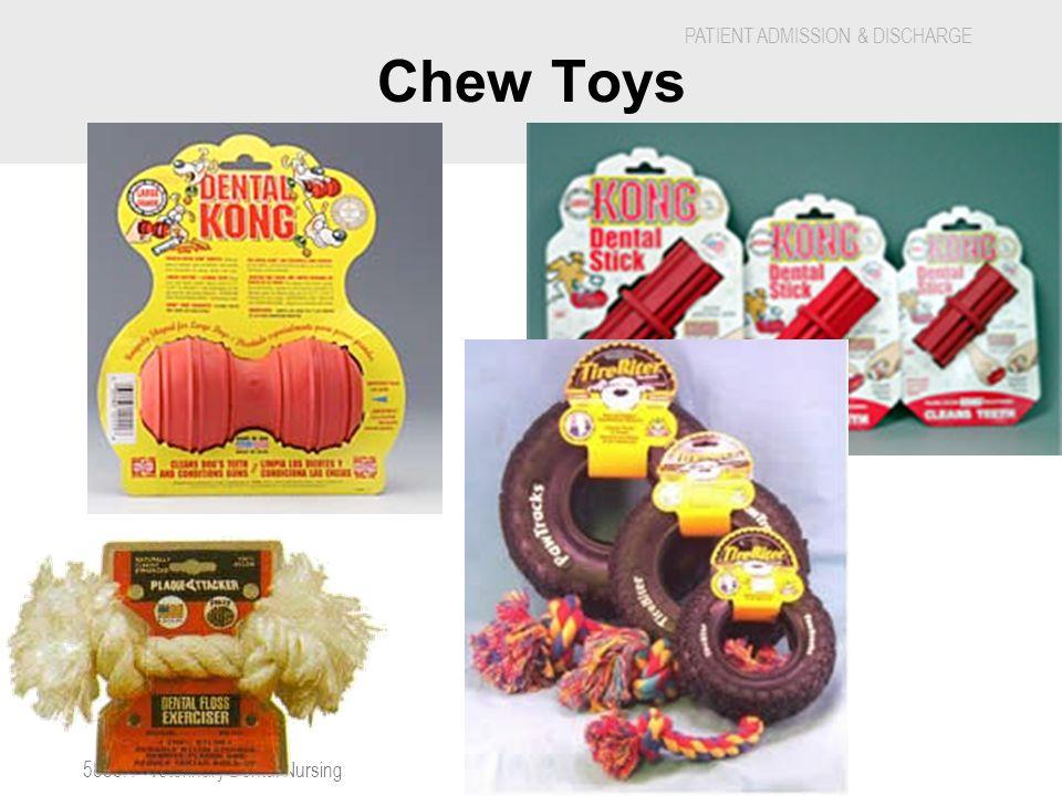 Chew Toys 5888H - Veterinary Dental Nursing