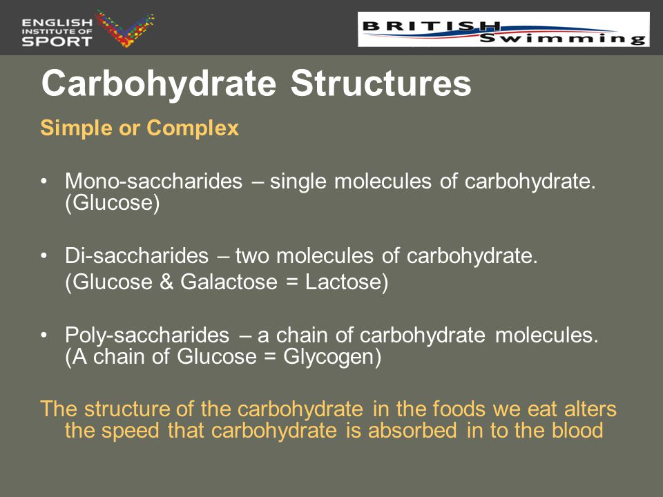 Carbohydrate Structures
