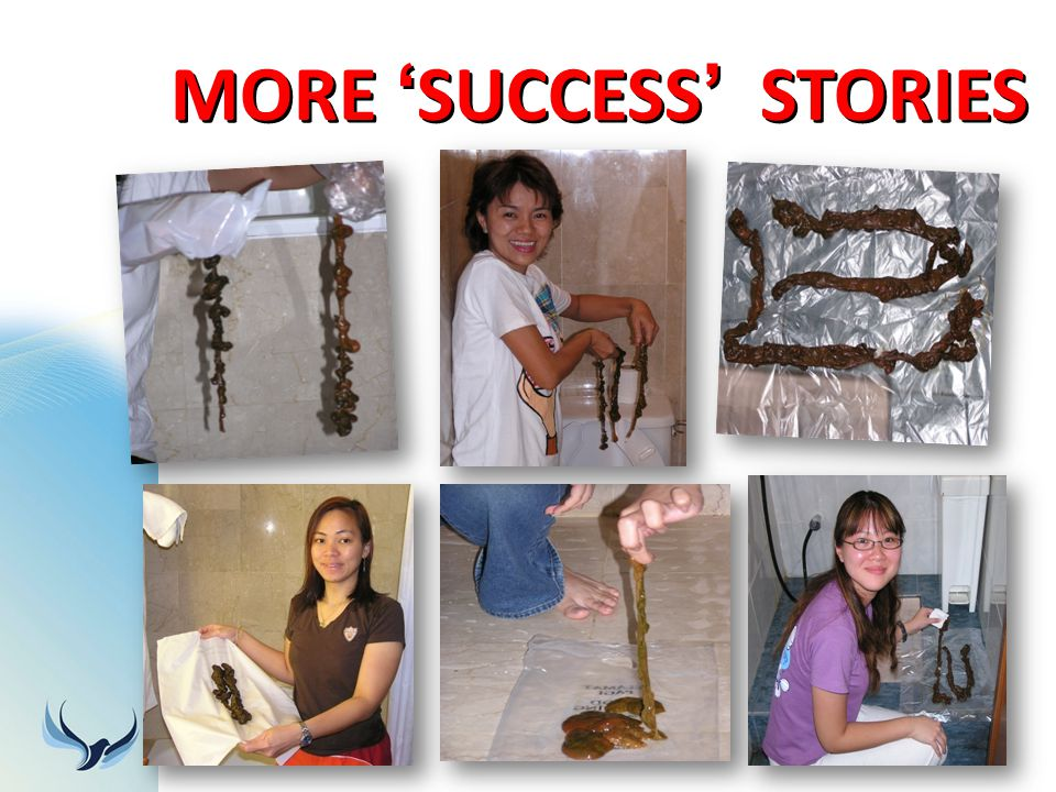 MORE 'SUCCESS' STORIES