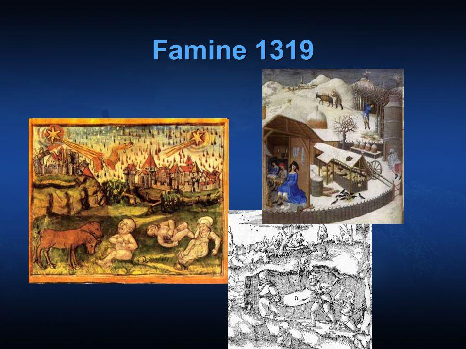 Famine 1319
