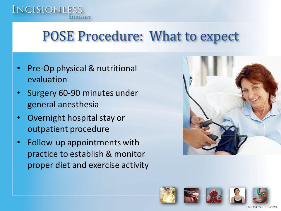 POSE Procedure: What to expect