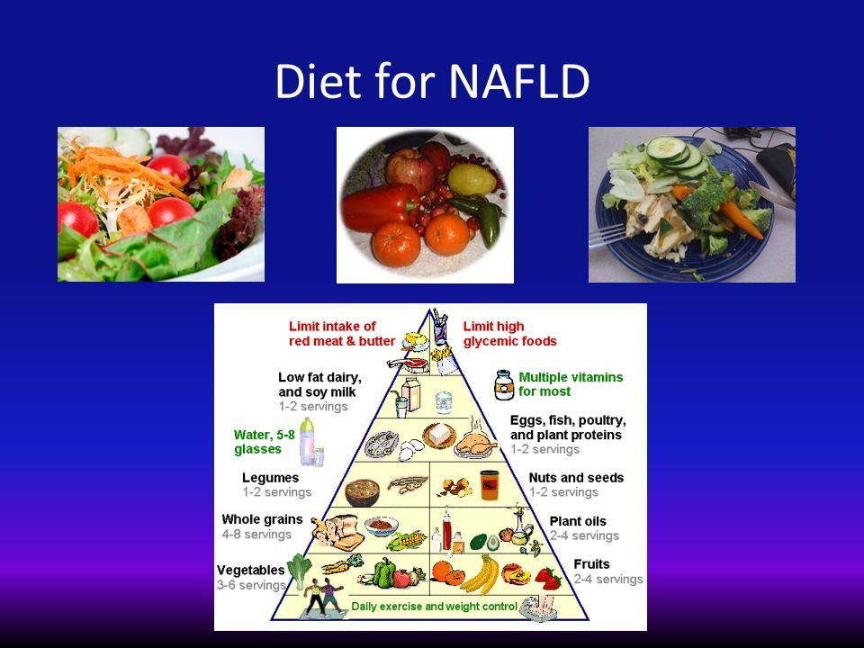 Diet for NAFLD