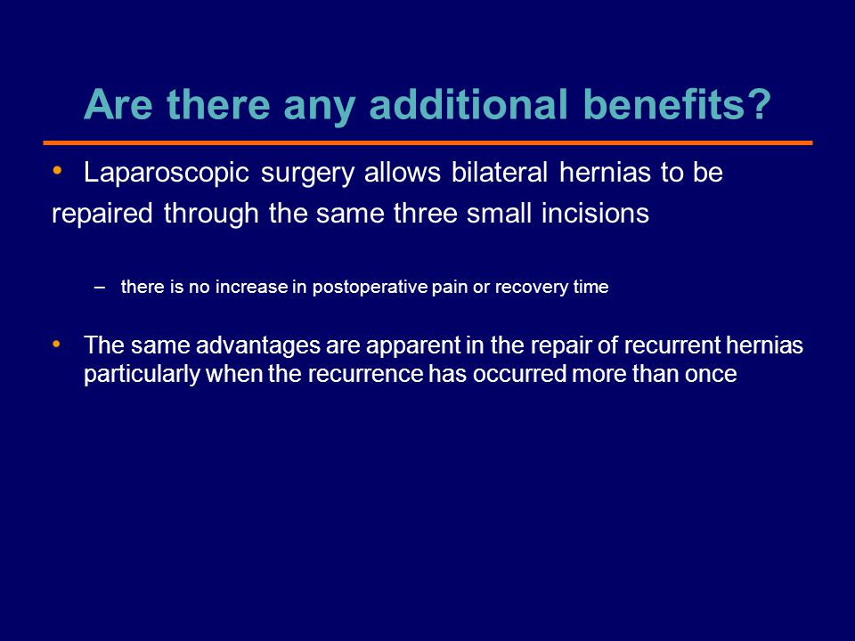 Are there any additional benefits