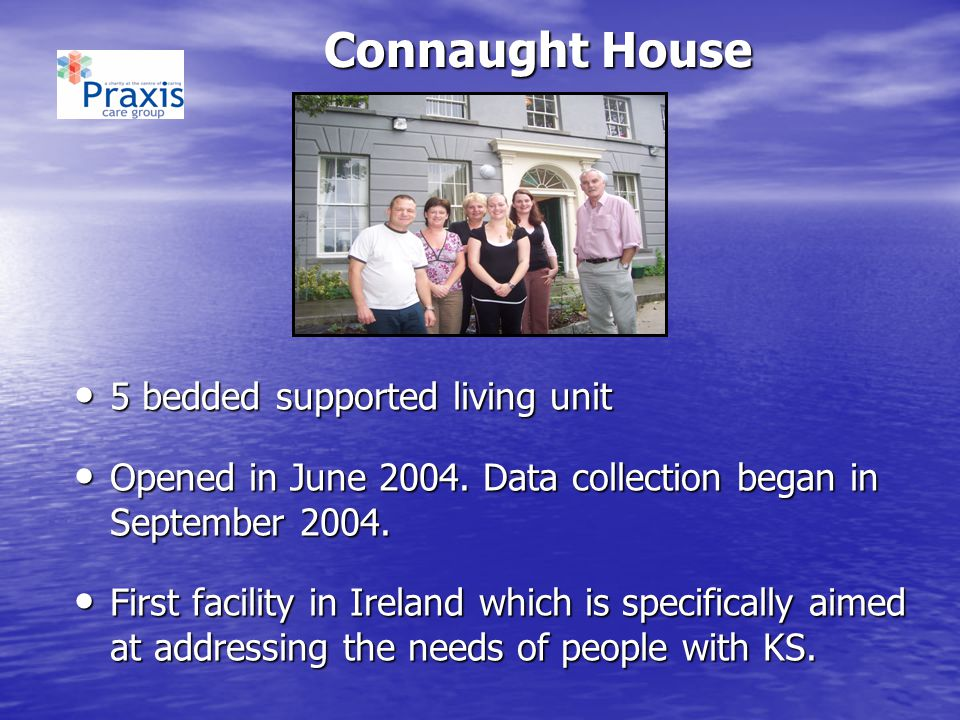 Connaught House 5 bedded supported living unit