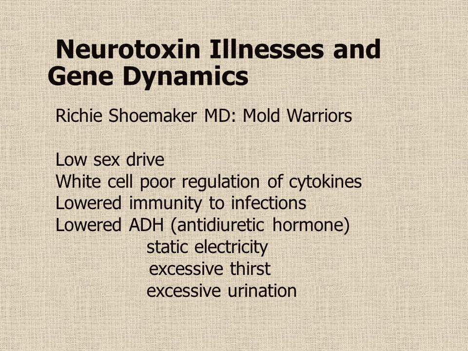 Neurotoxin Illnesses and Gene Dynamics