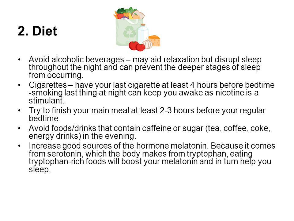 2. Diet