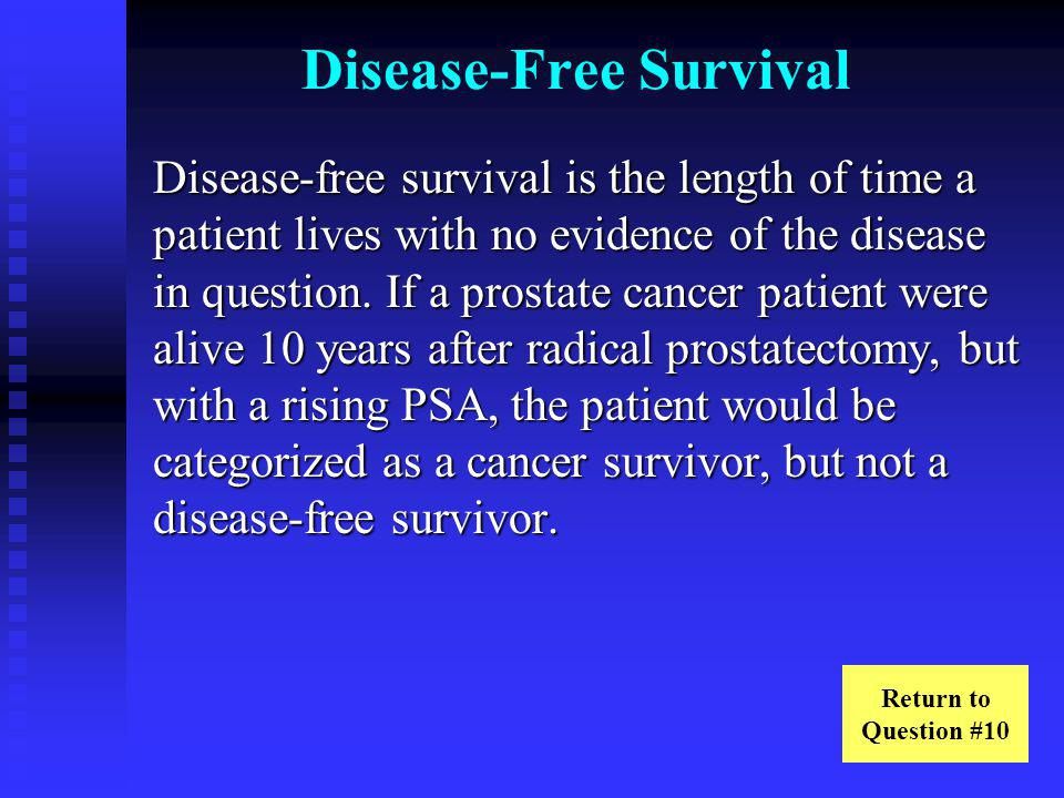 Disease-Free Survival
