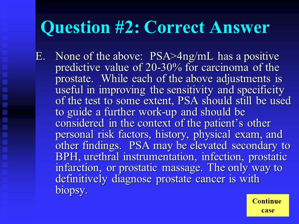 Question #2: Correct Answer