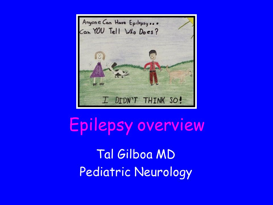 Tal Gilboa MD Pediatric Neurology