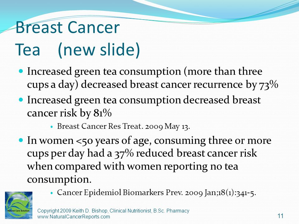 Breast Cancer Tea (new slide)