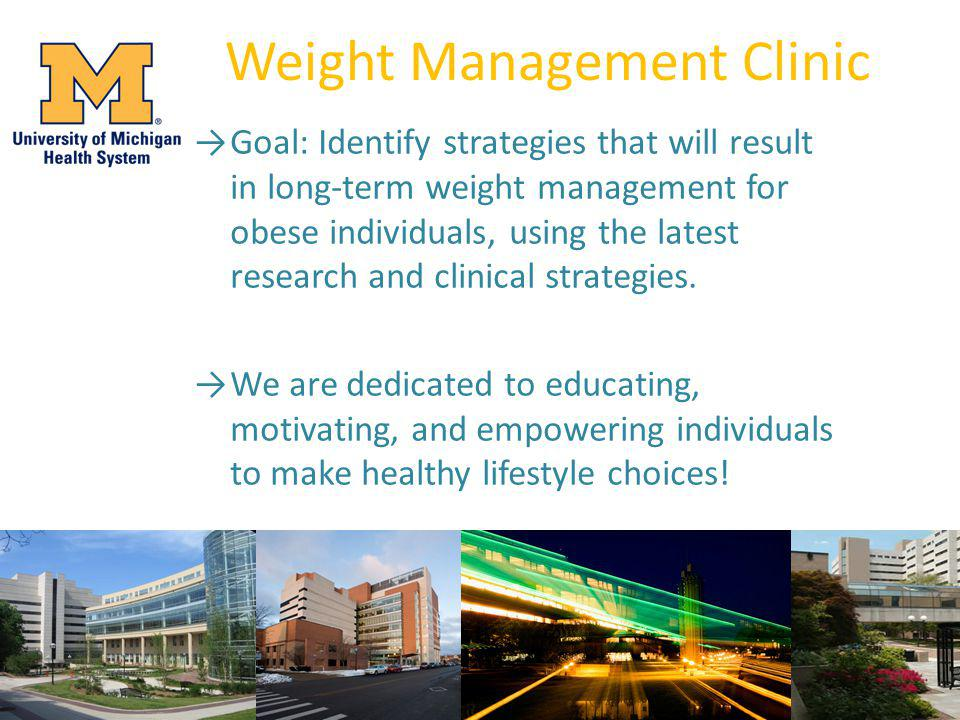 Weight Management Clinic
