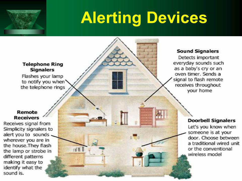 Alerting Devices