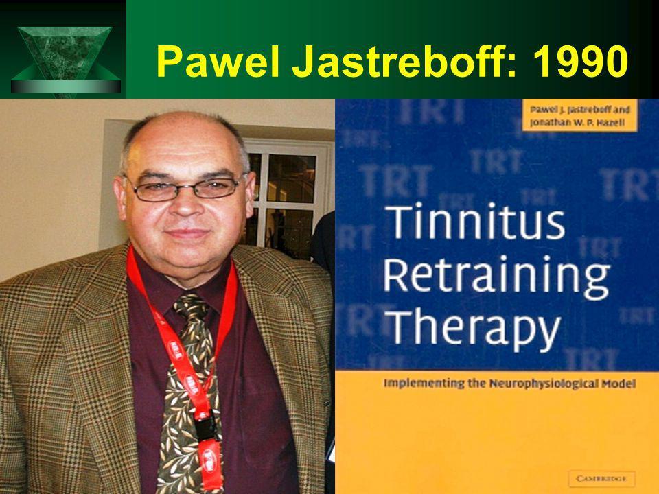 Pawel Jastreboff: 1990