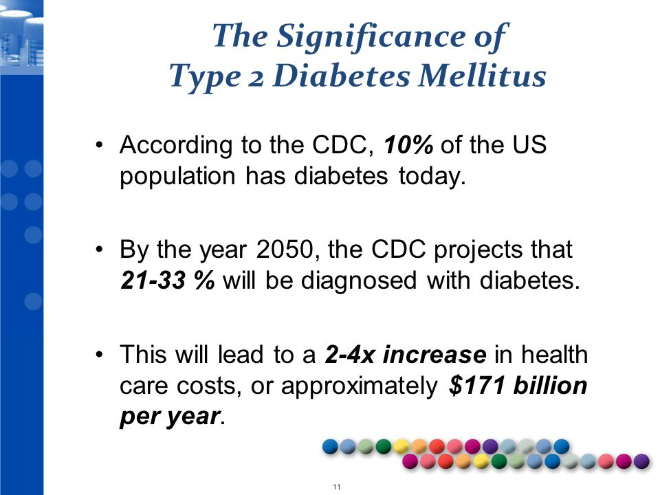 The Significance of Type 2 Diabetes Mellitus