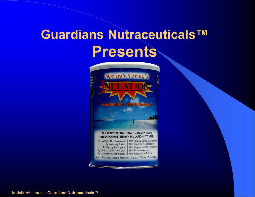 Guardians Nutraceuticals™ Presents