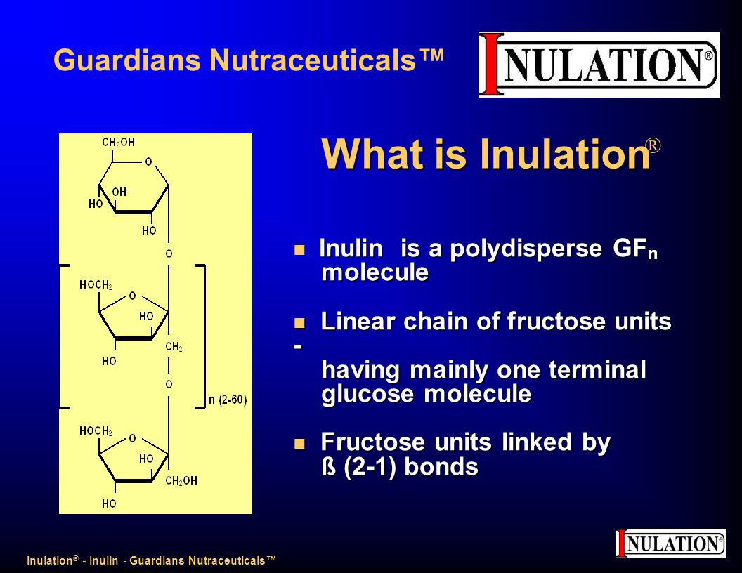 What is Inulation Guardians Nutraceuticals™