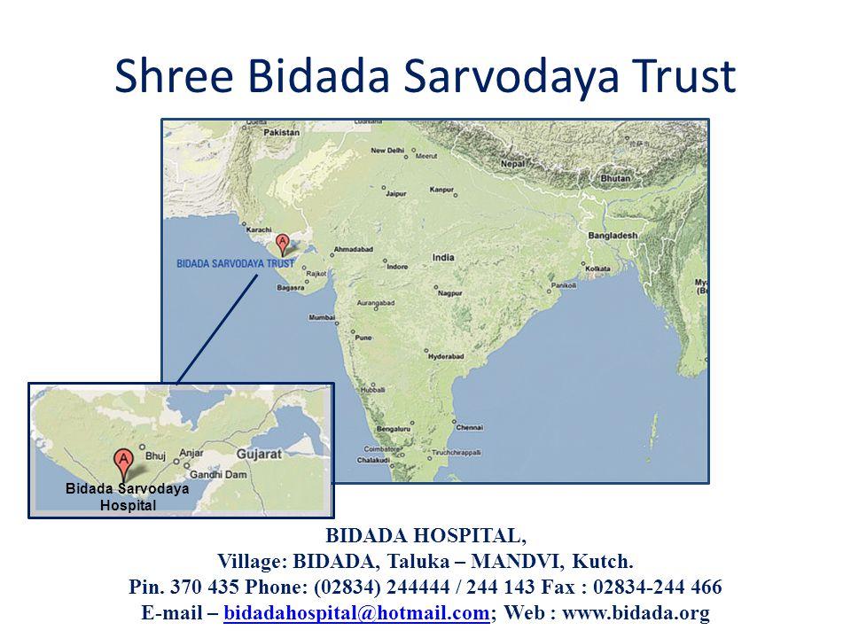 Shree Bidada Sarvodaya Trust