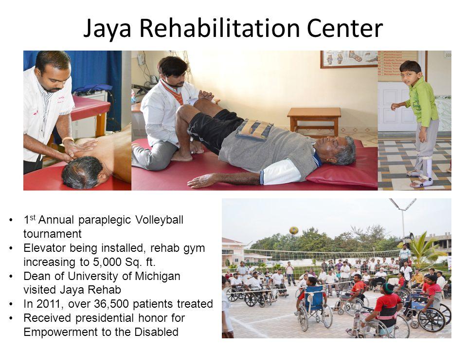 Jaya Rehabilitation Center