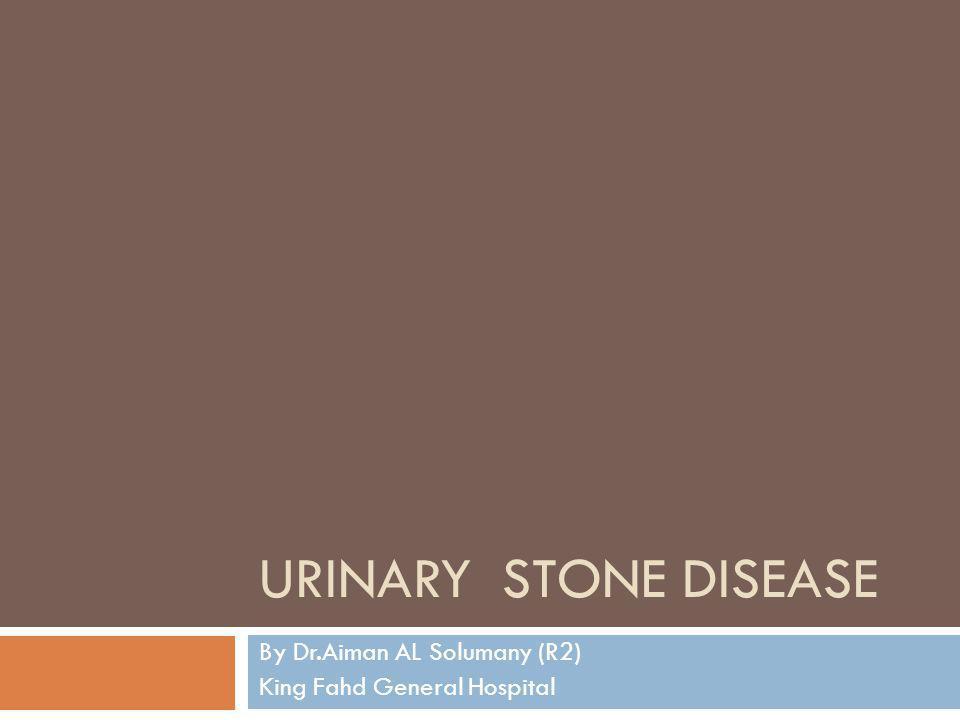 By Dr.Aiman AL Solumany (R2) King Fahd General Hospital