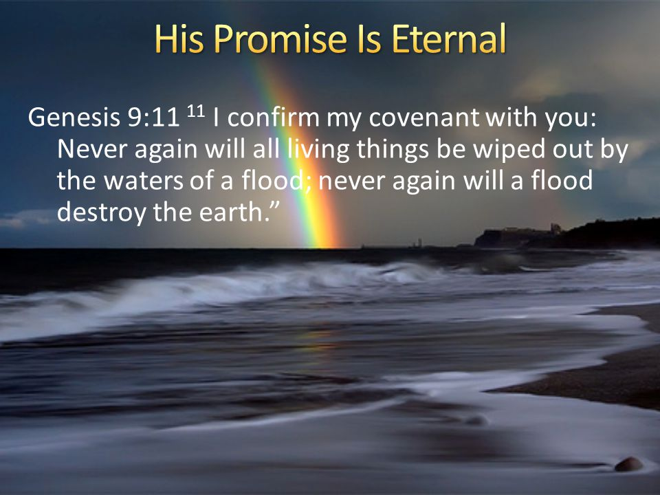 His Promise Is Eternal