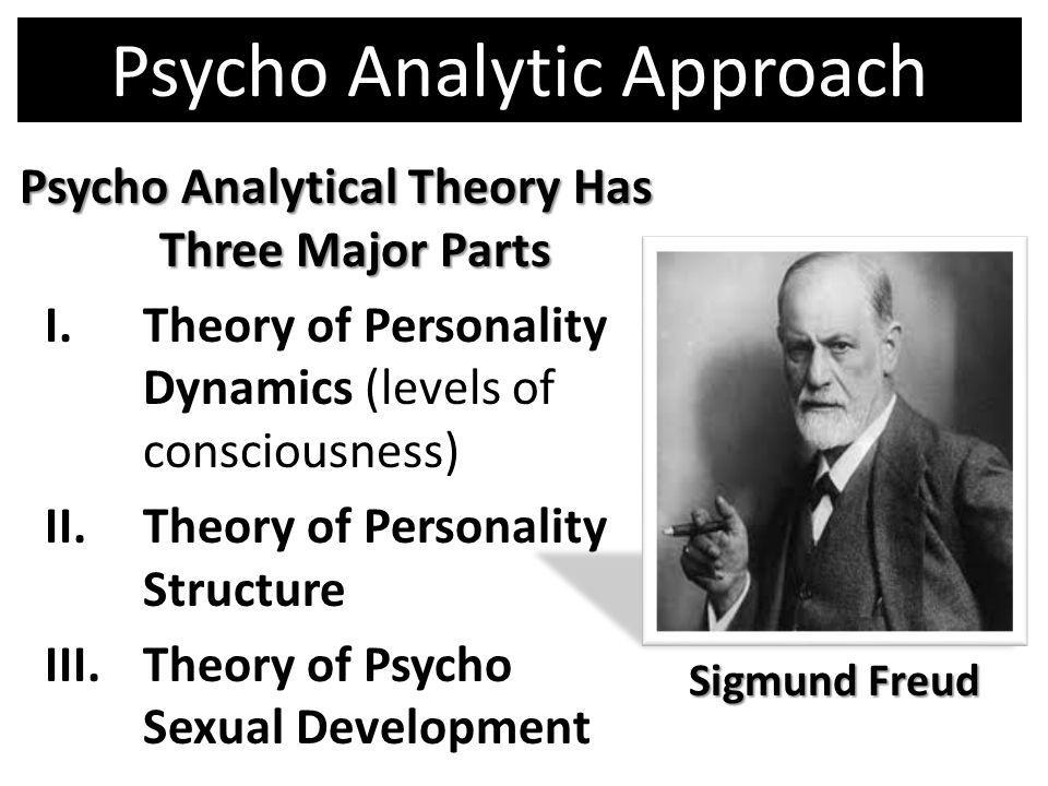 Psycho Analytic Approach