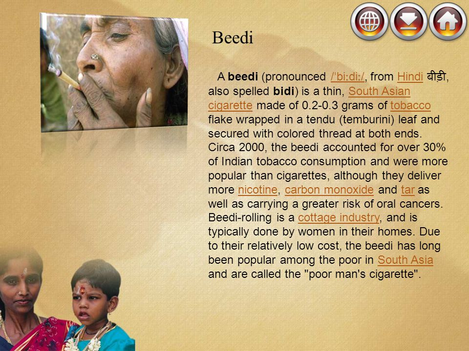 Beedi