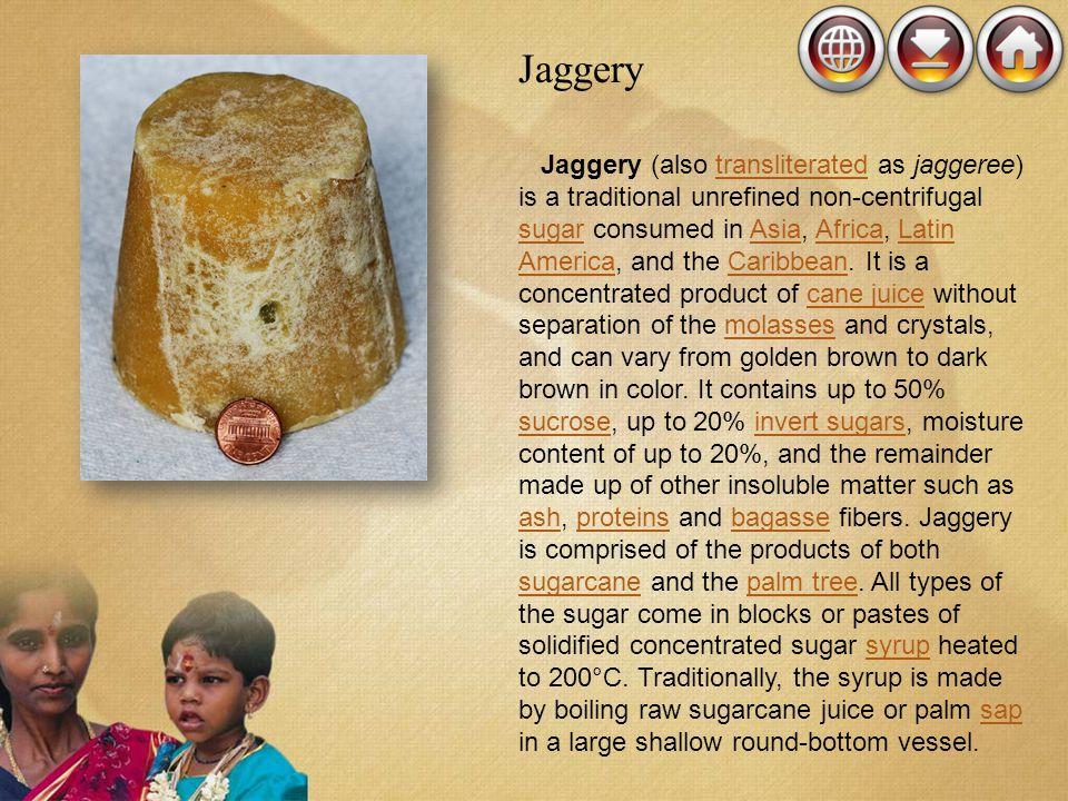 Jaggery