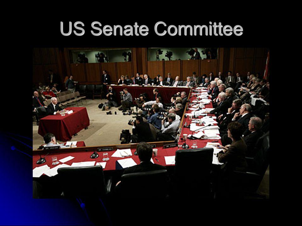 US Senate Committee