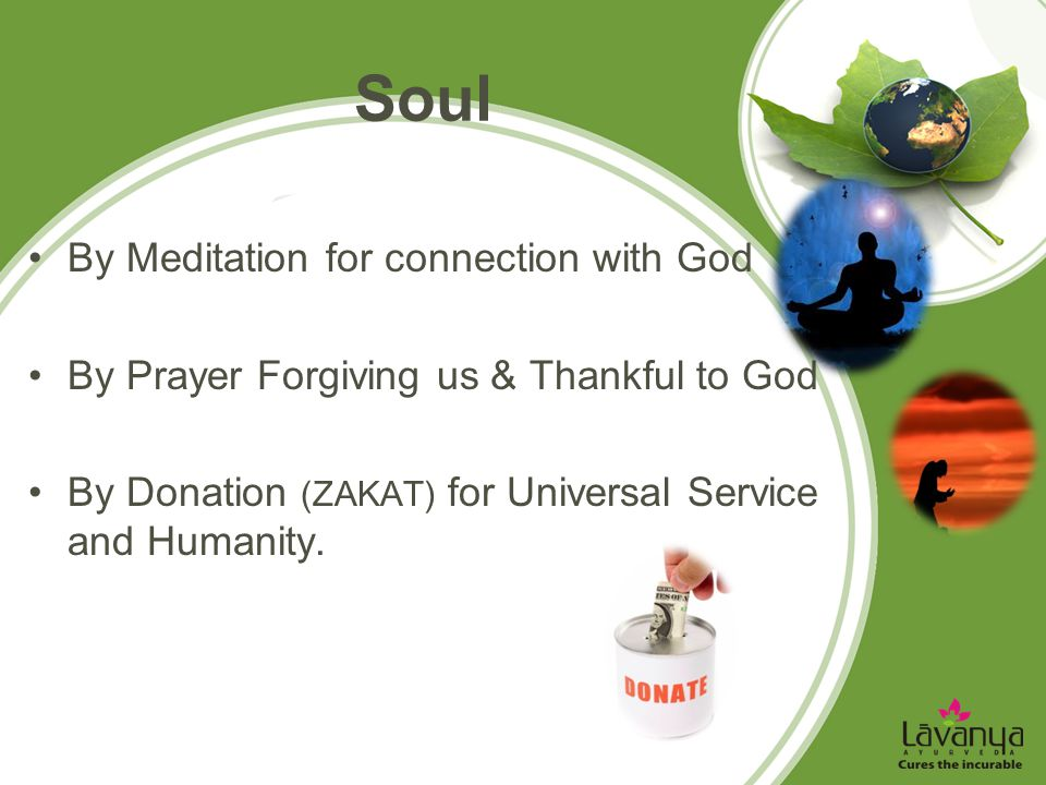 Soul By Meditation for connection with God