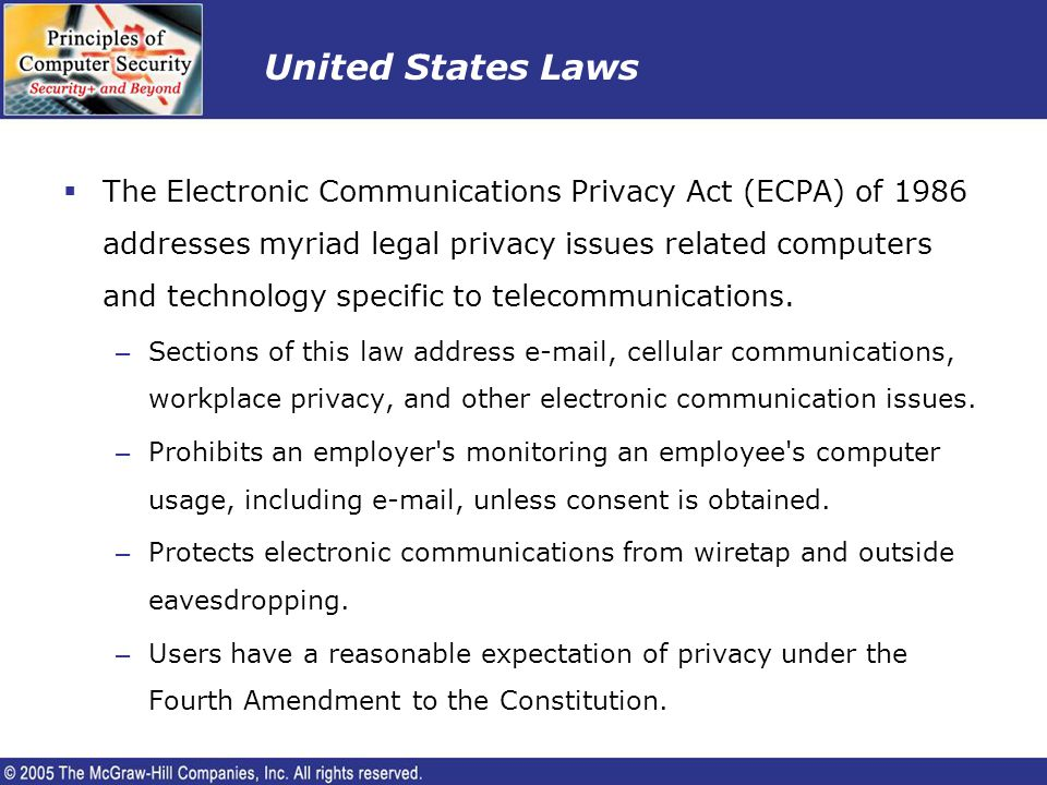 United States Laws