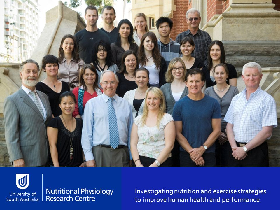 Investigating nutrition and exercise strategies to improve human health and performance